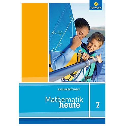 Schroedel Verlag Mathematik heute, Ausgabe Nordrhein-Westfalen (2012): 7. Schuljahr, Arbeitsheft Basis [Att8:BandNrText: 87696] jetztbilligerkaufen