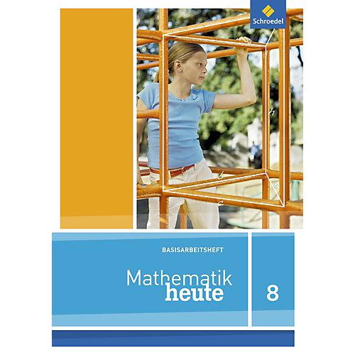 Schroedel Verlag Mathematik heute, Ausgabe Nordrhein-Westfalen (2012): 8. Schuljahr, Arbeitsheft Basis [Att8:BandNrText: 87697] jetztbilligerkaufen