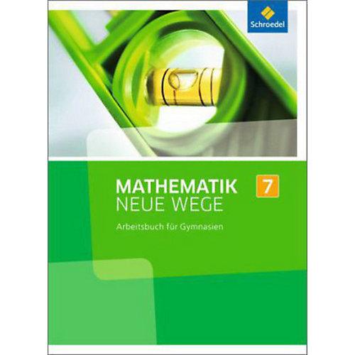 Schroedel Verlag Mathematik Neue Wege SI, Ausgabe 2013 Nordrhein-Westfalen: 7. Schuljahr, Arbeitsbuch [Att8:BandNrText: 85624] jetztbilligerkaufen