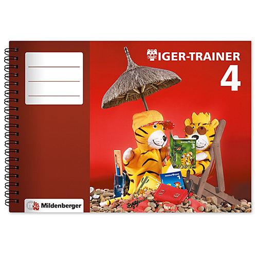 Mildenberger Verlag Mathetiger, Neubearbeitung: 4. Schuljahr, Tiger-Trainer [Att8:BandNrText: 450566] jetztbilligerkaufen