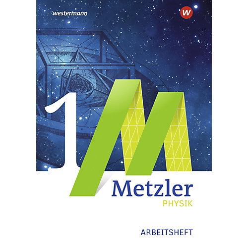 Schroedel Verlag Metzler Physik SII, Ausgabe 2014 Nordrhein-Westfalen: Einführungsphase: Arbeitsheft 1 [Att8:BandNrText: 17013] jetztbilligerkaufen