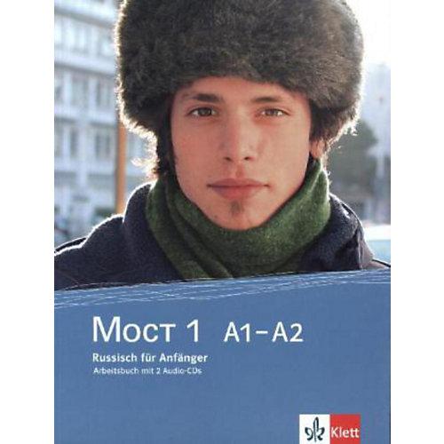 Klett Verlag Moct 1 (A1-A2): Arbeitsbuch, m. 2 Audio-CDs, Überarbeitete Ausgabe jetztbilligerkaufen