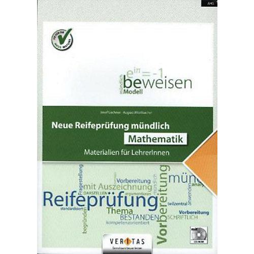 Cornelsen Verlag Neue Reifeprüfung mündlich - Mathematik, m. CD-ROM jetztbilligerkaufen