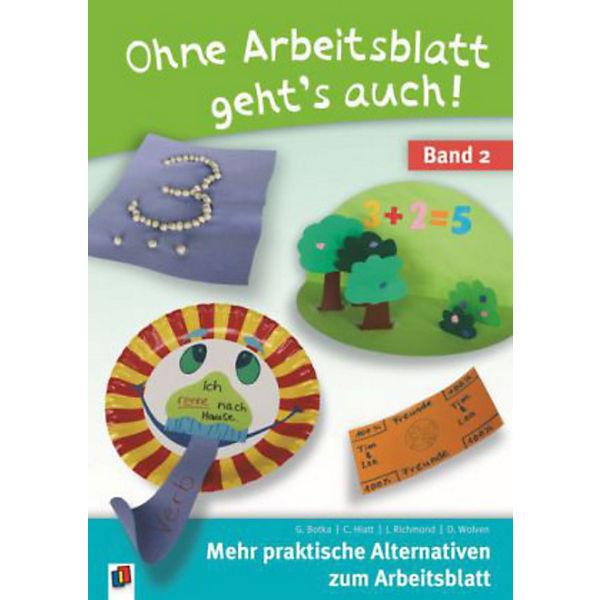 Ohne Arbeitsblatt geht\'s auch, Verlag an der Ruhr   myToys