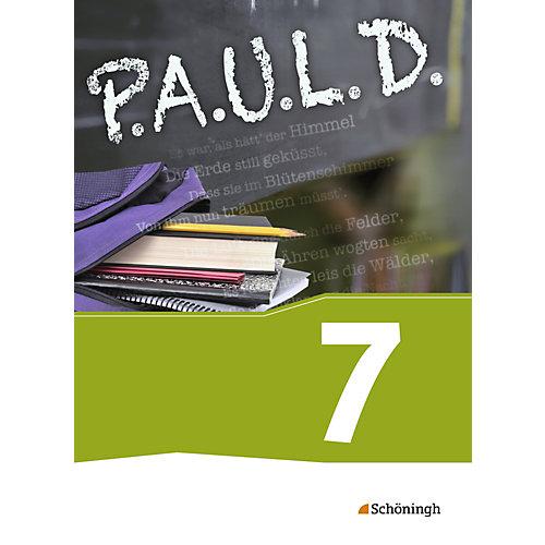Westermann Verlag P.A.U.L. D., Ausgabe Gymnasien und Gesamtschulen: 7. Schuljahr, Schülerbuch [Att8:BandNrText: 028022] jetztbilligerkaufen