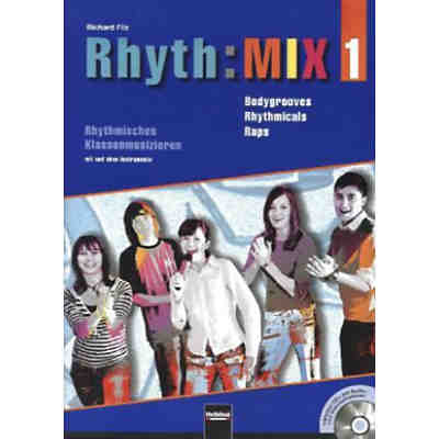 Rhyth:Mix, m. Audio-CD/CD-ROM