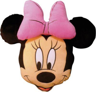 Konturenkissen Minnie Mouse, 40 x 40 cm, Disney Minnie Mouse