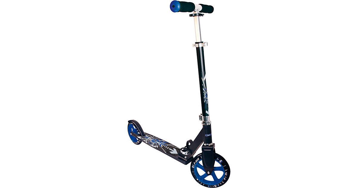 Scooter Muuwmi schwarz/blau 205 mm