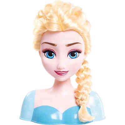 Die Eiskönigin Stylingkopf Elsa Disney Die Eiskönigin Mytoys