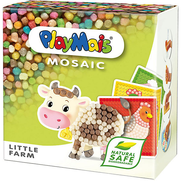 PlayMais MOSAIC Little Farm, 2.300 Maisbausteine