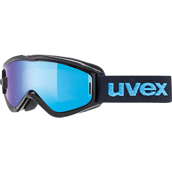 UVEX Skibrille speedy pro take off black-blue
