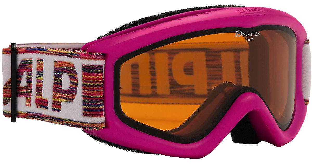 Skibrille Carat pink