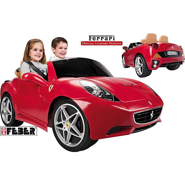 Feber Ferrari California 12v Ferrari Mytoys