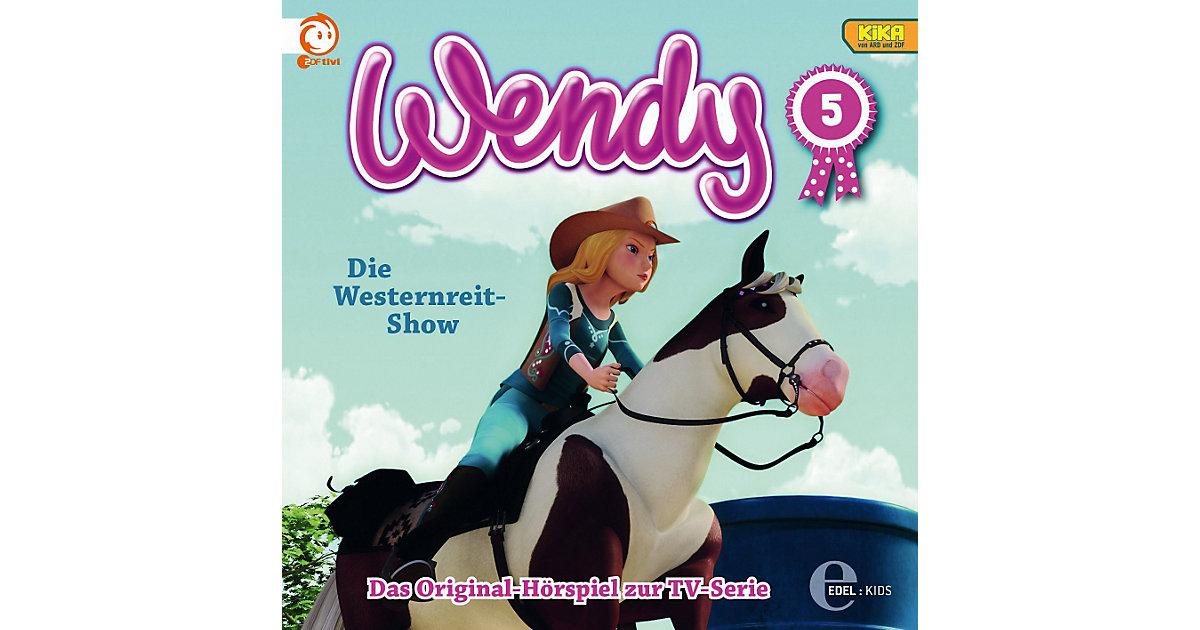 CD Wendy 05 - Die Westernreit-Show