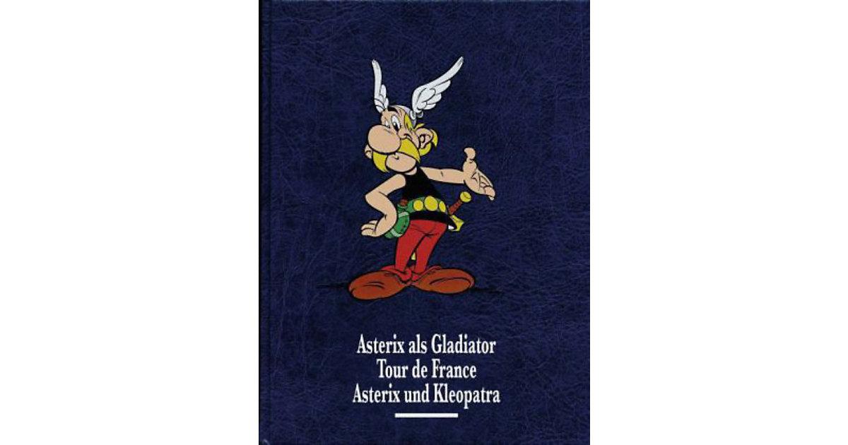 Egmont · Asterix Gesamtausgabe: Asterix als Gladiator. Tour de France. Asterix und Kleopatra