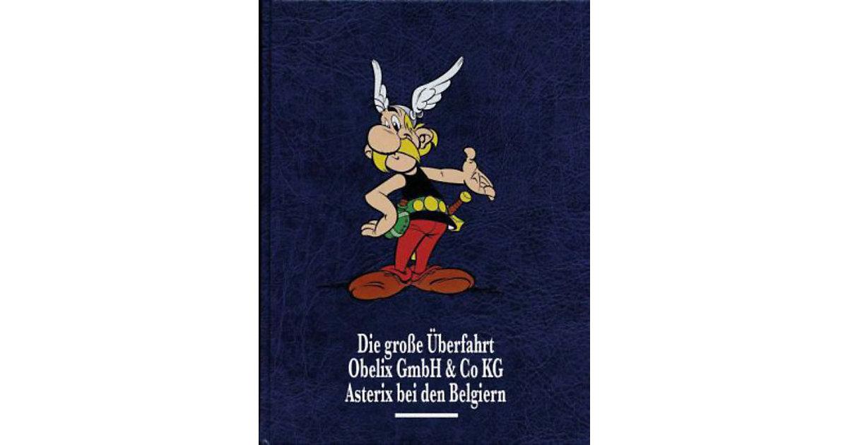 Egmont · Asterix Gesamtausgabe: Die große Überfahrt, Obelix GmbH & Co KG, Asterix bei den Belgiern