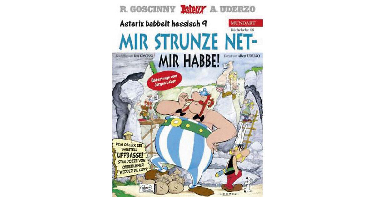 Asterix Mundart: Mir strunze net - mir habbe!, Obelix GmbH & Co.KG, hessische Ausgabe