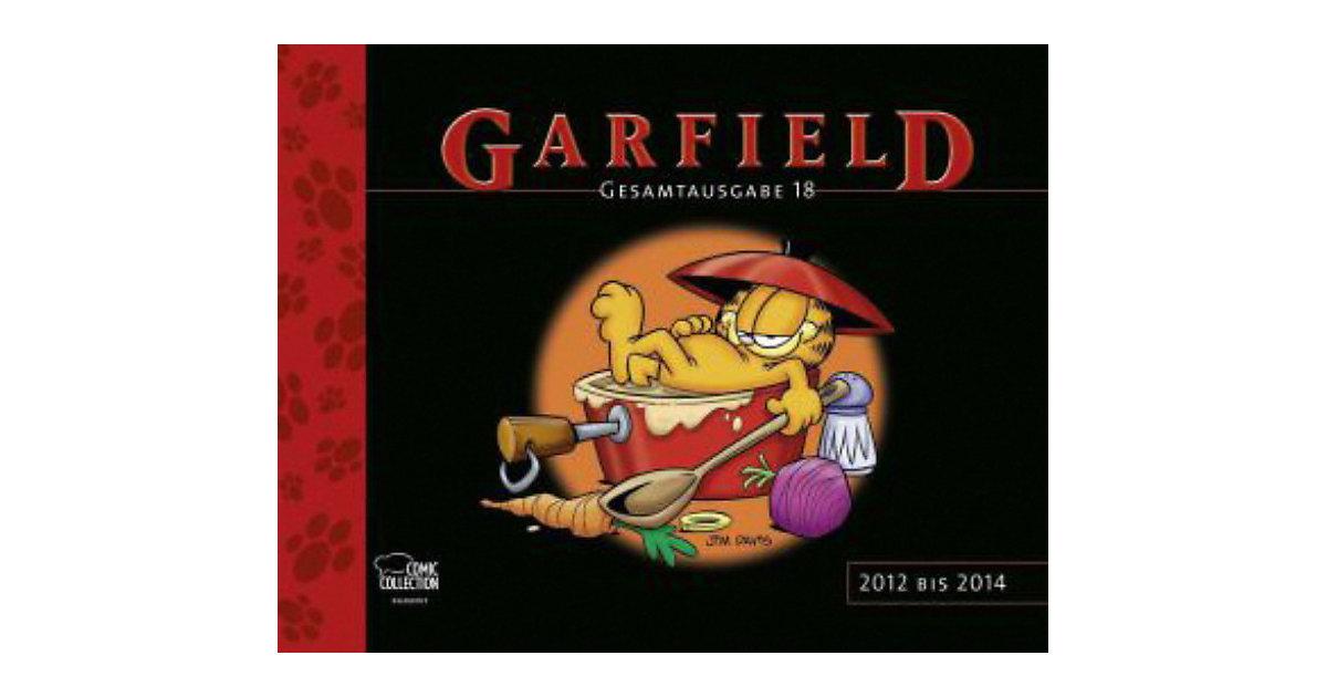 Egmont · Garfield, Gesamtausgabe Bd. 18