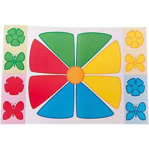 """Развивающая книга """"Первый год обучения. А это какого цвета?"""" от Мозаика-Синтез"""