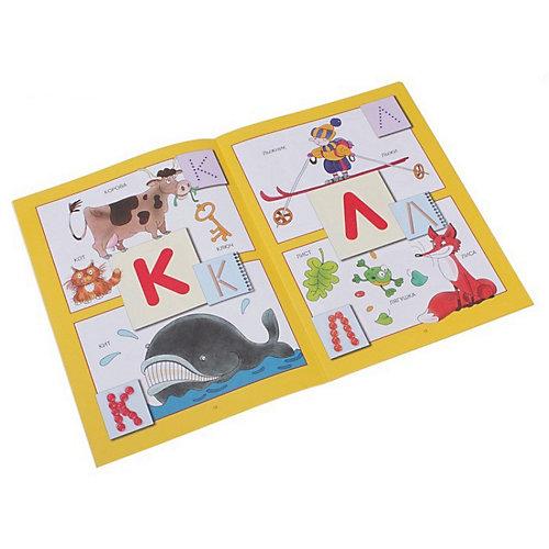 """Развивающая книга """"Третий год обучения. Азбука для малышей"""" от Мозаика-Синтез"""