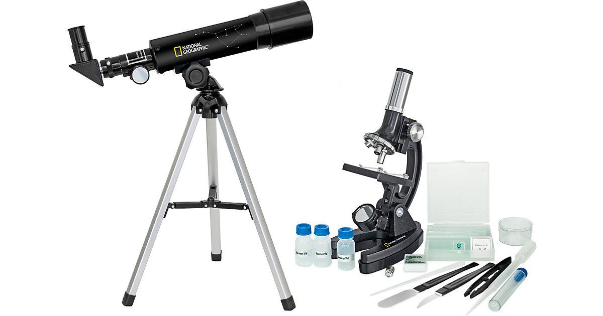 National Geographic Teleskop/ Mikroskop Set