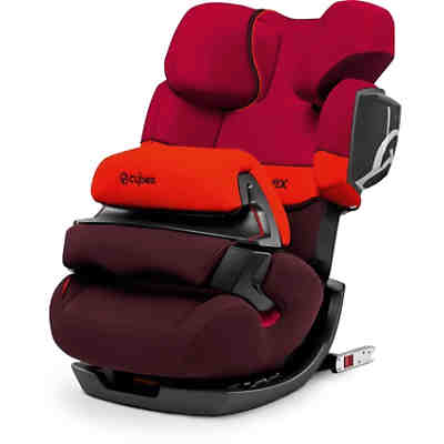Auto-Kindersitz Pallas 2-Fix, Silver-Line, Rumba Red