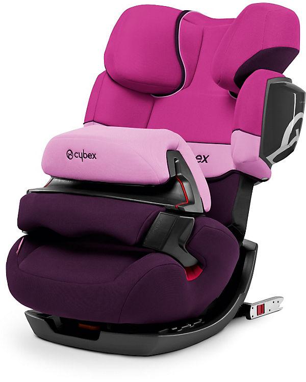 0fb23571c3cf55 Auto-Kindersitz Pallas 2-Fix, Silver-Line, Purple Rain, Cybex