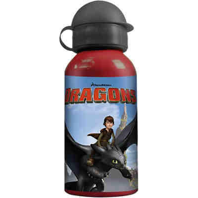 Alu-Trinkflasche Dragons, 400 ml