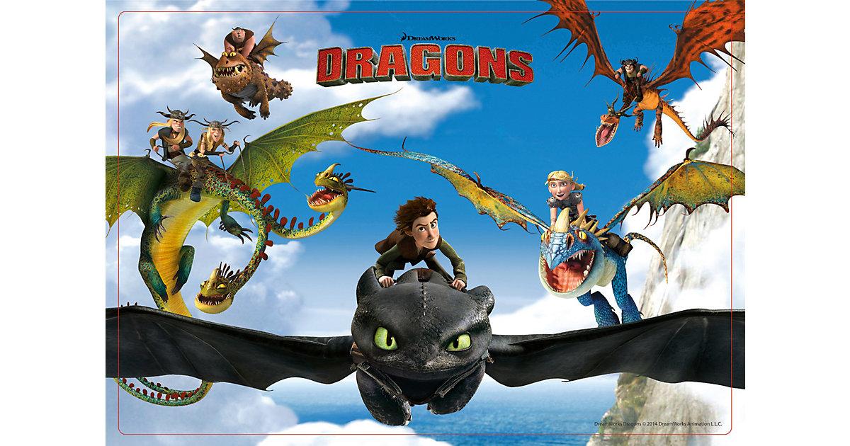 Platzset/Tischset Dragons