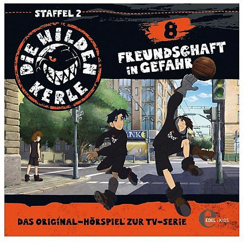 Edel CD Die wilden Kerle 08 - Freundschaft in Gefahr