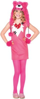 Kostüm Puschelbär Gr. 146/158 Mädchen Kinder