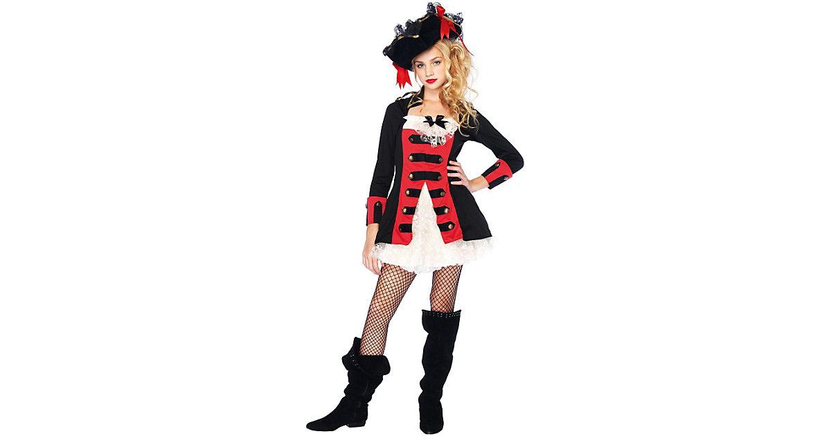 Kostüm Piratenbraut (Teen) Gr. 116/128