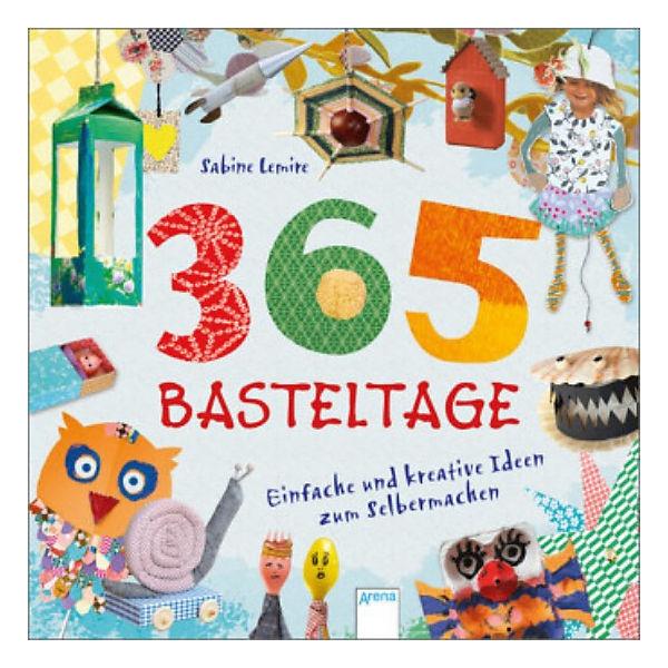 365 Basteltage Einfache und kreative Ideen zum Selbermachen