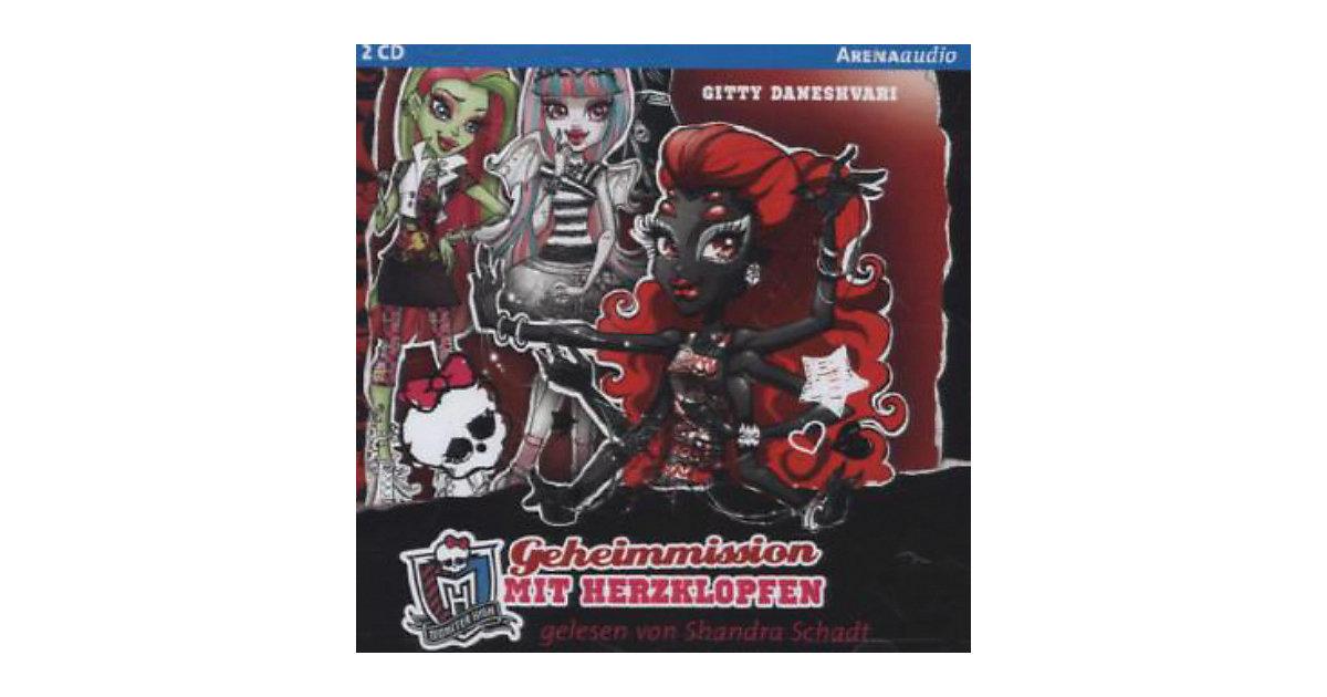 Monster High: Geheimmission mit Herzklopfen, 2 ...