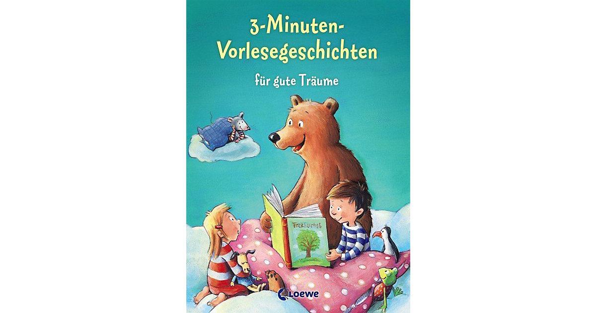 3-Minuten-Vorlesegeschichten gute Träume Kinder