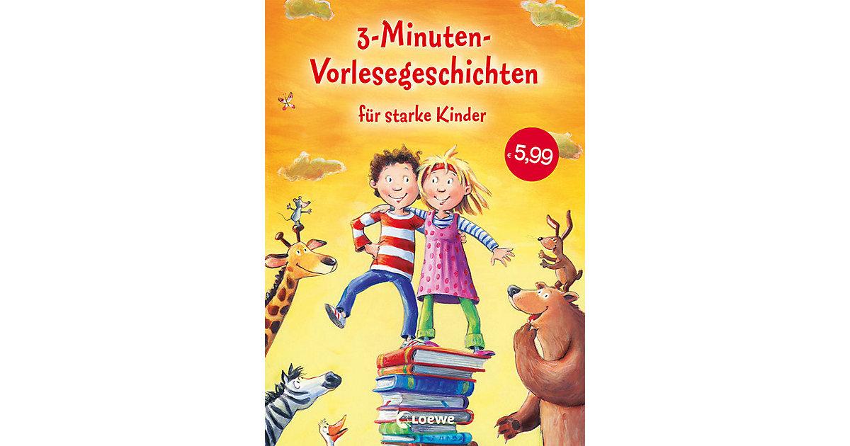 3-Minuten-Vorlesegeschichten starke Kinder Kinder