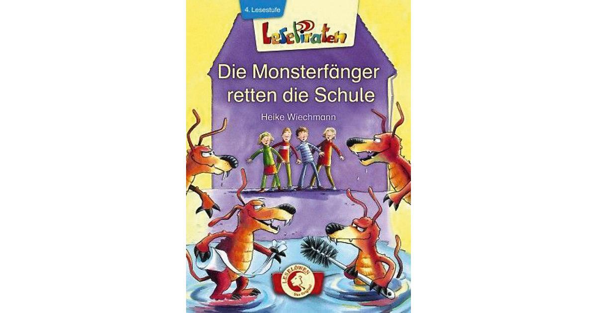 Lesepiraten: Die Monsterfänger retten die Schule