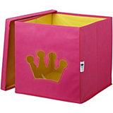 Коробка с крышкой для хранения Store it Корона