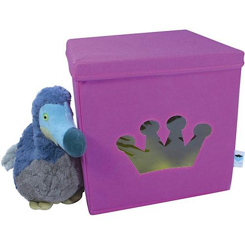 Коробка с крышкой для хранения Store it Корона - розовый от STORE IT!