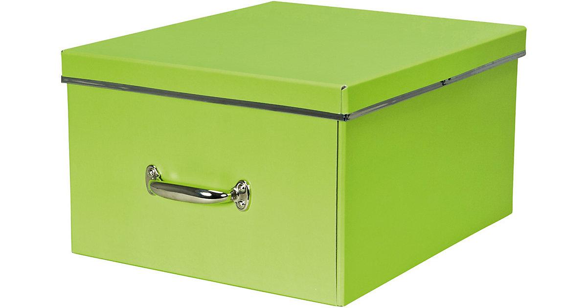 Aufbewahrungsbox Edvard XL, grün