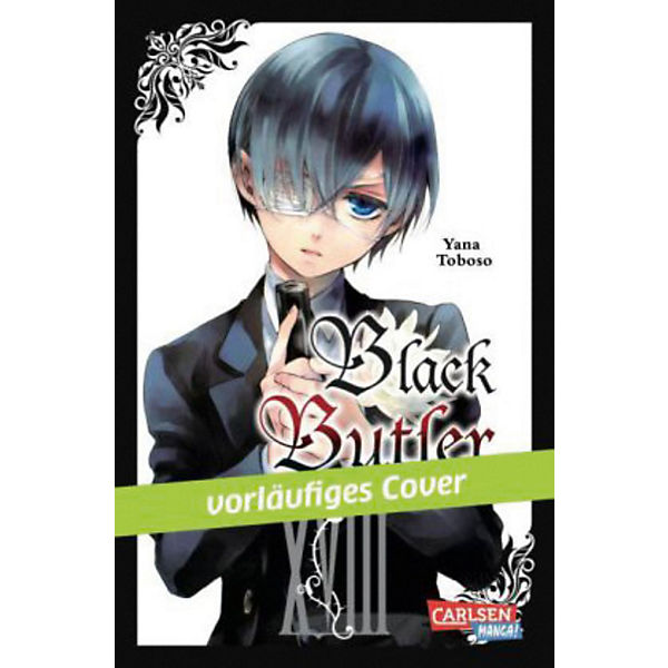 Black Butler, Band 18