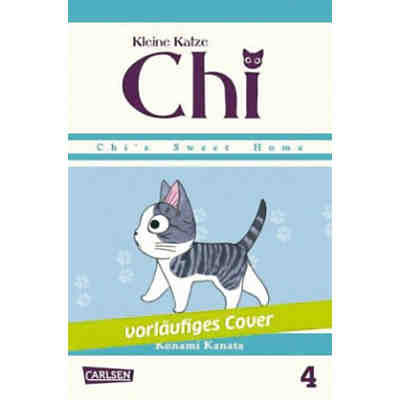Kleine Katze Chi - Chis Sweet Home, Band 4