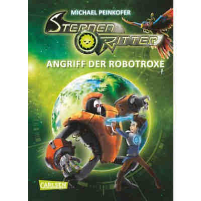 Sternenritter: Angriff der Robotroxe, Band 2