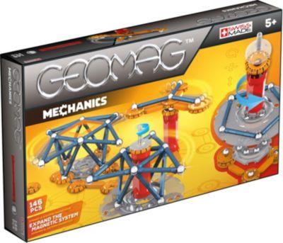 Geomag Mechanics, 146-tlg.