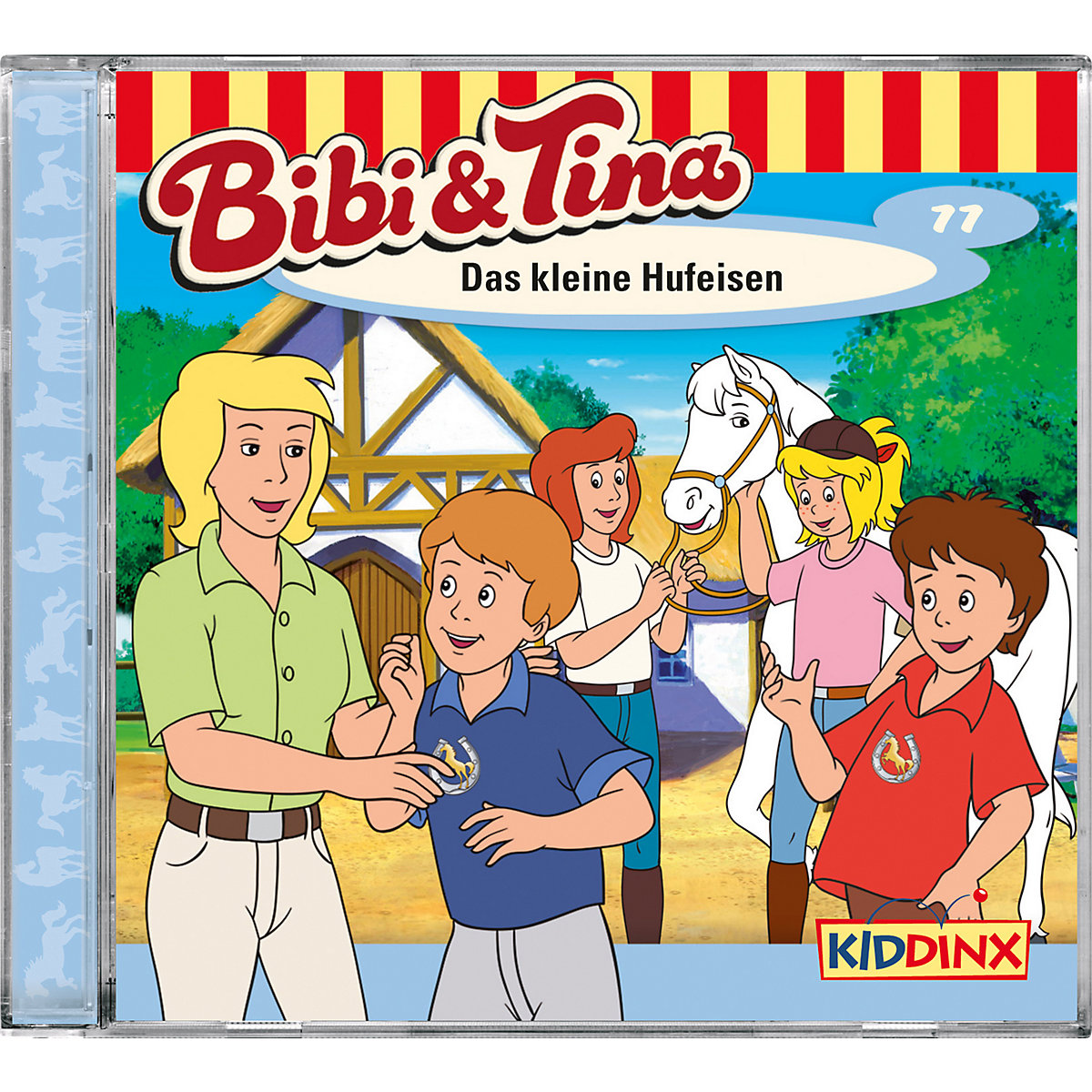 cd bibi  tina 77  das kleine hufeisen bibi und tina