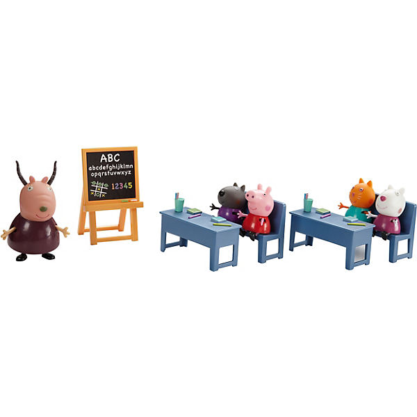 """Игровой набор """"Идем в школу"""", Свинка Пеппа"""