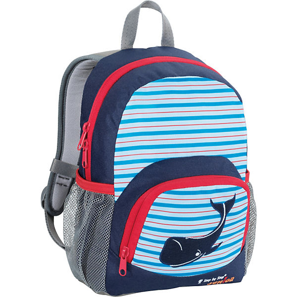 Junior Kindergartenrucksack Dressy Blue Whale