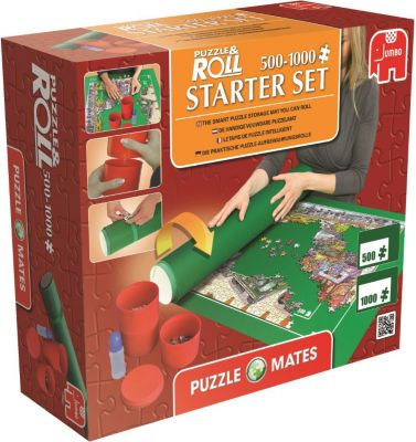 Puzzle Mates - Puzzle & Roll Starter Set 500-1000 Teile