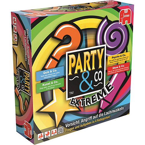Jumbo Party & Co Extreme Sale Angebote Schwarzbach