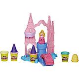 """Игровой набор """"Чудесный замок Авроры"""",Play-Doh"""